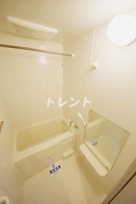 【浴室】スカイコート神楽坂参番館