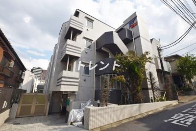 【外観】スカイコート神楽坂参番館