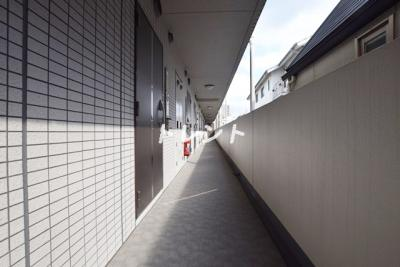 【ロビー】スカイコート神楽坂参番館