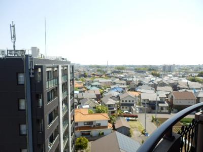 日神デュオステージ町田の眺望 号別の写真