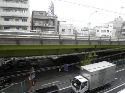 【展望】ラミアール鶯谷駅前