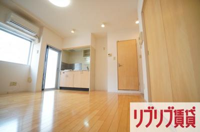 【居間・リビング】リエス千葉新宿