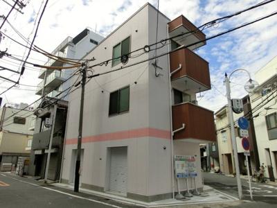 3階建の新築マンション