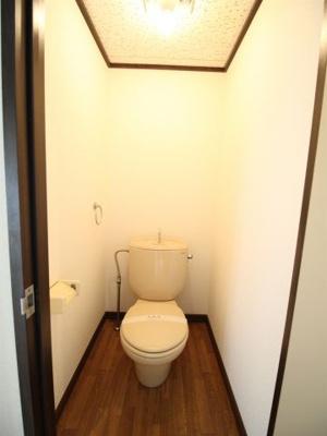 【トイレ】カーサやよいA棟
