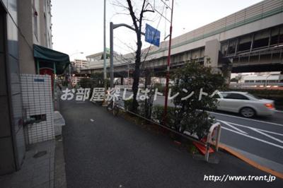 【周辺】ニックハイム飯田橋