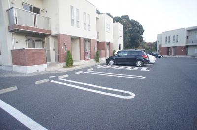 【駐車場】ラ コリーナB