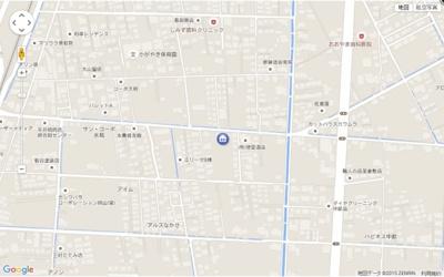 【地図】カシェット