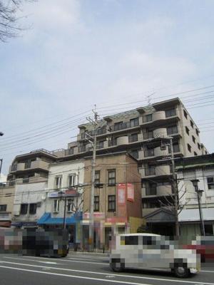 【外観】コスモ聖護院
