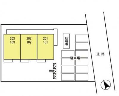【区画図】フィーノ