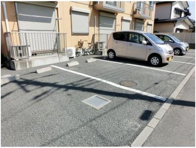 駐車場は1台付無料です
