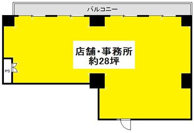 【外観】堺グリーンプラザ 店舗事務所