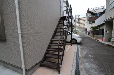 【エントランス】ボヌール高徳町