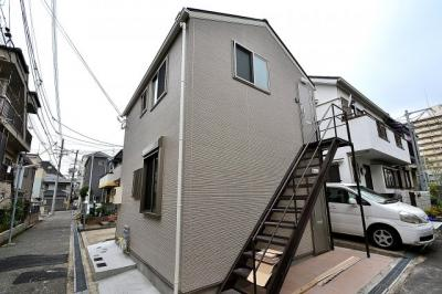【外観】ボヌール高徳町