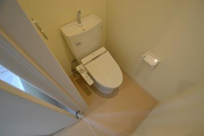 【トイレ】ボヌール高徳町