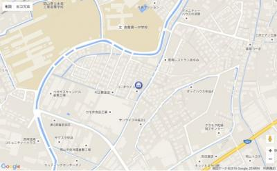 【地図】コーポウインクル