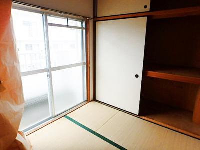 【和室】コーポ竹山B棟