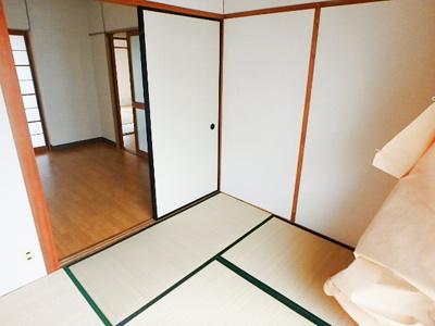 【浴室】コーポ竹山B棟
