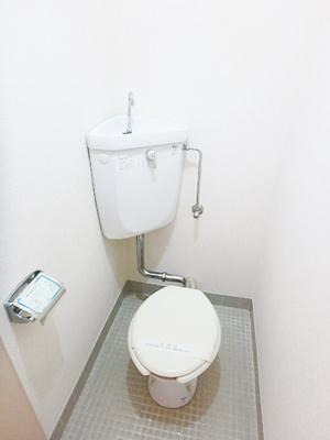 【トイレ】コーポ竹山B棟