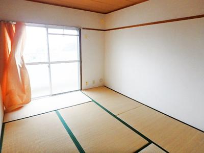 【寝室】コーポ竹山B棟