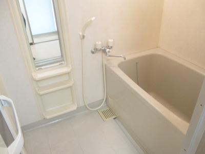 【浴室】リヴェール西大寺