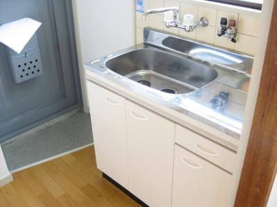【キッチン】ハイツ平野南