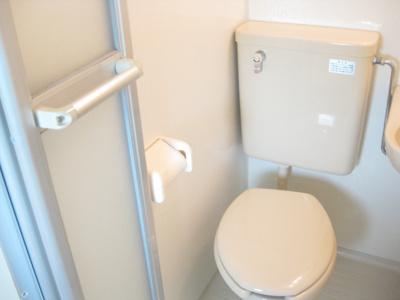 【トイレ】ハイツ平野南