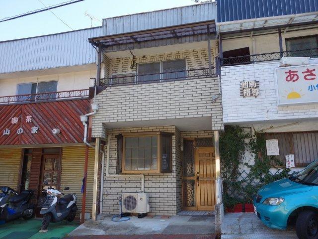 【外観】旭ヶ丘1丁目3LDKテラスハウス