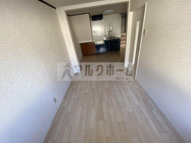【洋室】旭ヶ丘1丁目3LDKテラスハウス