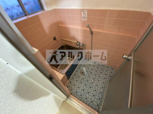 【浴室】旭ヶ丘1丁目3LDKテラスハウス