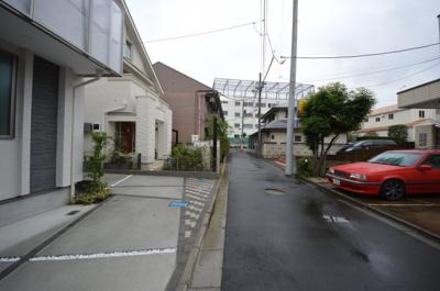 【周辺】ネオクレステ目黒平町 1期