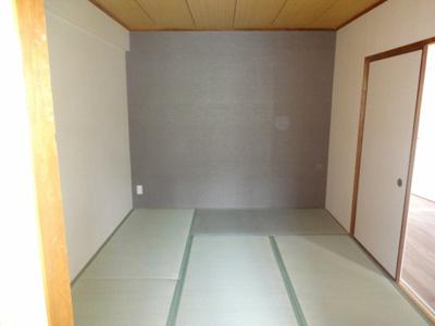 【寝室】ハイツ甲子園口