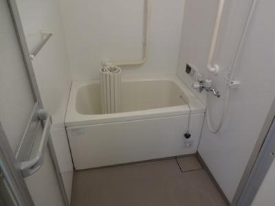 【浴室】ハイツ甲子園口