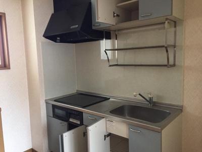 【キッチン】Ami5th愛宕