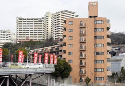 【外観】ダイアパレス名谷6階