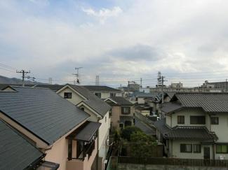八尾木グリーンハイツ 展望