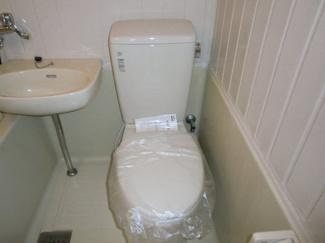 【トイレ】ブランデール平野