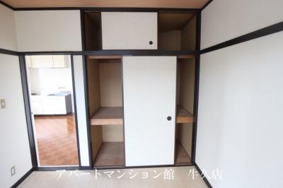 【収納】ルーミー牛久32号館