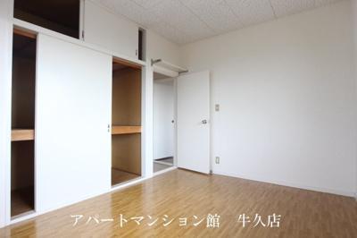 【洋室】ルーミー牛久32号館