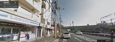 【外観】駅前岡ハイツ
