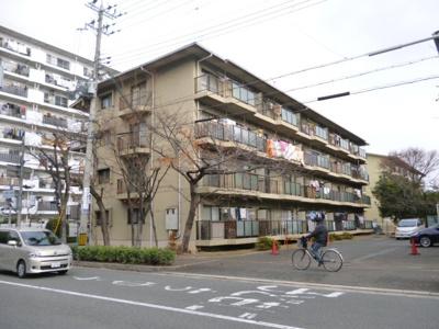 【外観】メゾンカーサー1号館