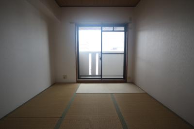 【寝室】ライオンズマンション灘南