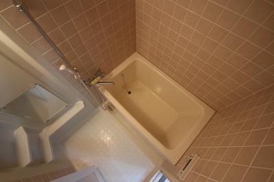 【浴室】ライオンズマンション灘南