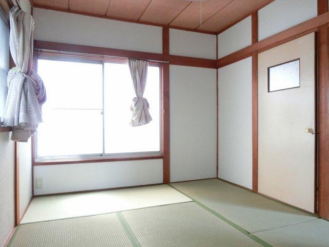 【寝室】田辺2丁目5DK一戸建て