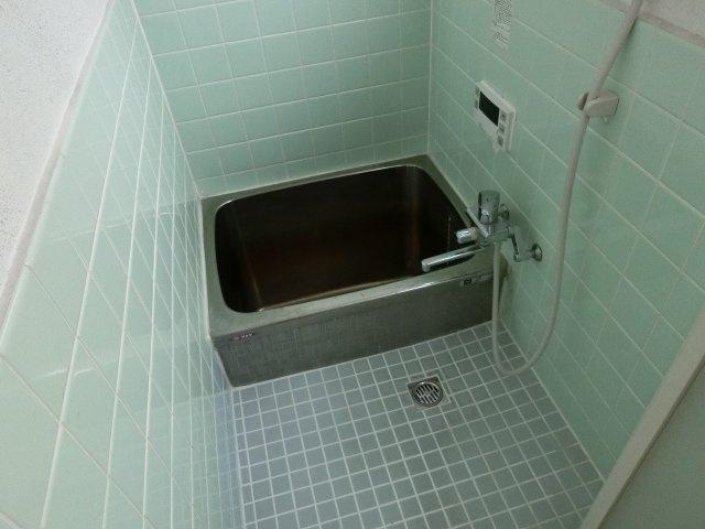 【浴室】田辺2丁目5DK一戸建て