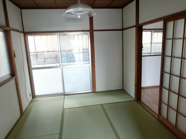 【内装】田辺2丁目5DK一戸建て