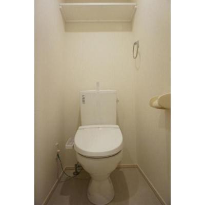 マランド千葉中央のトイレ