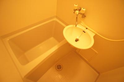 【浴室】レオパレススキルシェ