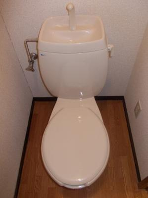 【トイレ】グリーンヒルズなかのⅡ