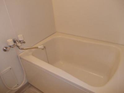 【浴室】グリーンヒルズなかのⅡ