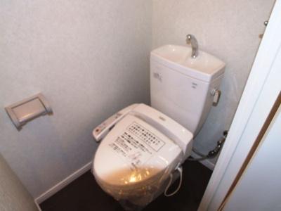アクタス天神北(1LDK) トイレ